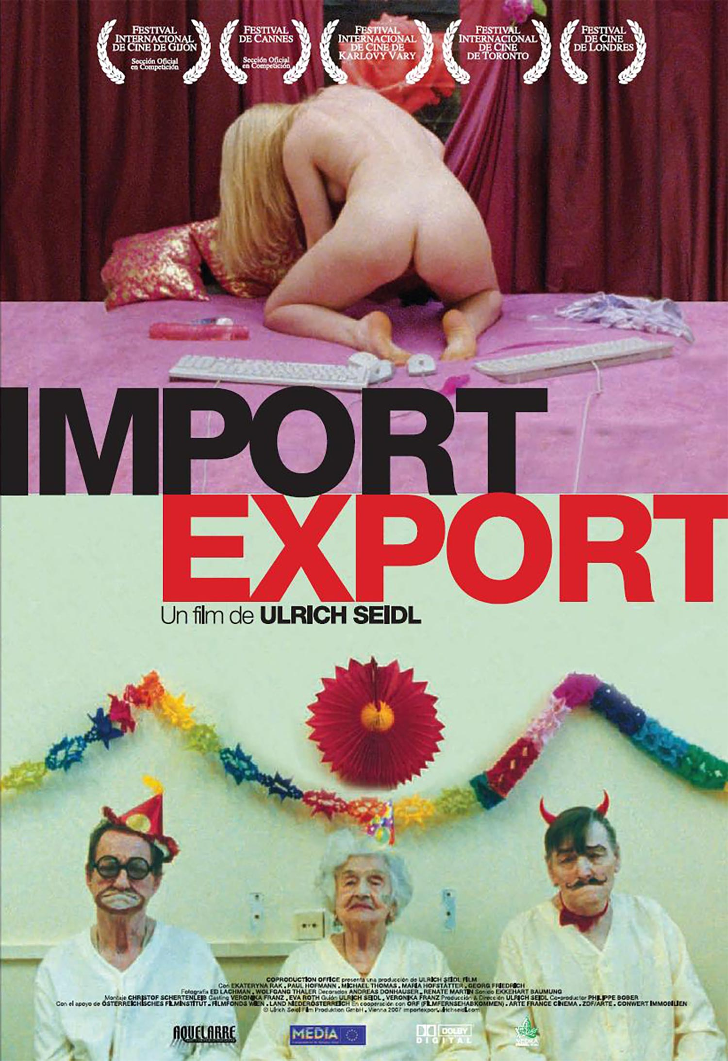Dn lff07 import export ulrich seidl directors notes for Inside 2007 online