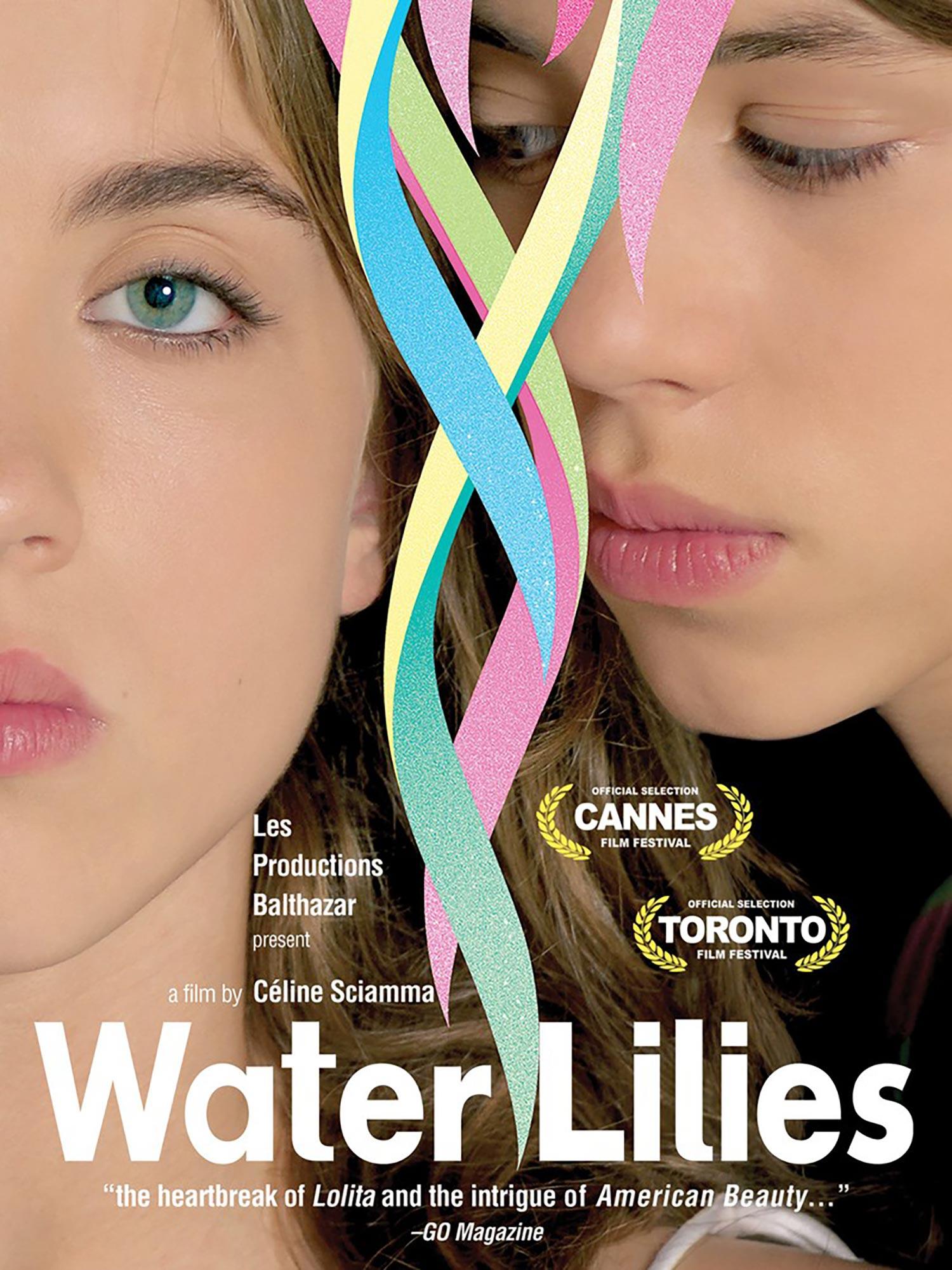 Dn Lff07 Water Lilies - Cline Sciamma  Directors Notes-4537