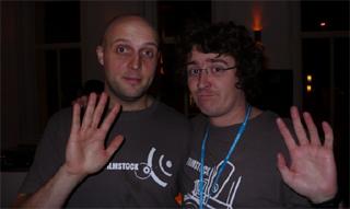 Neil & Justin Flimstock