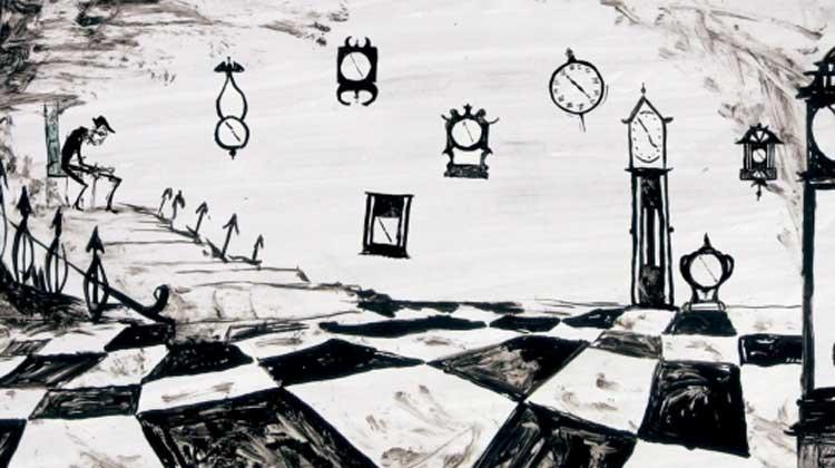 Juan Declan - The 13 Clocks