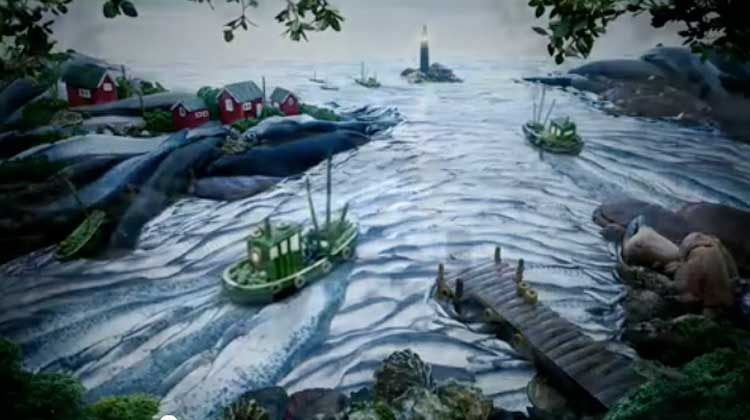 Carl Warner: Fishscape