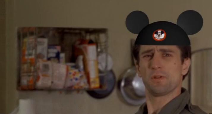 Walt Disneys Taxi Driver - Bryan Boyce