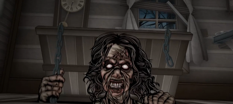 Evil Dead: An Animated Tribute - Daniel Kanemoto