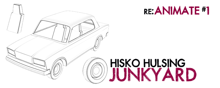 Junkyard - Hisko Hulsing