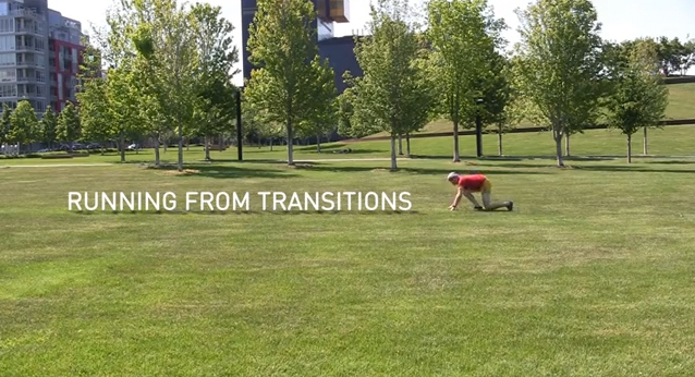 Running from Transitions - Carmichael Collective