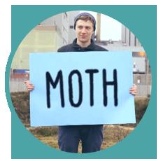 Moth Collective - Daniel Chester