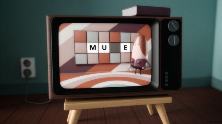 Mute - Job, Joris & Marieke