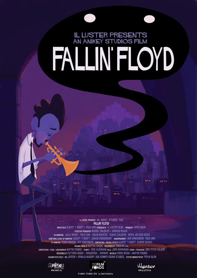 Fallin Floyd Anikey Studios
