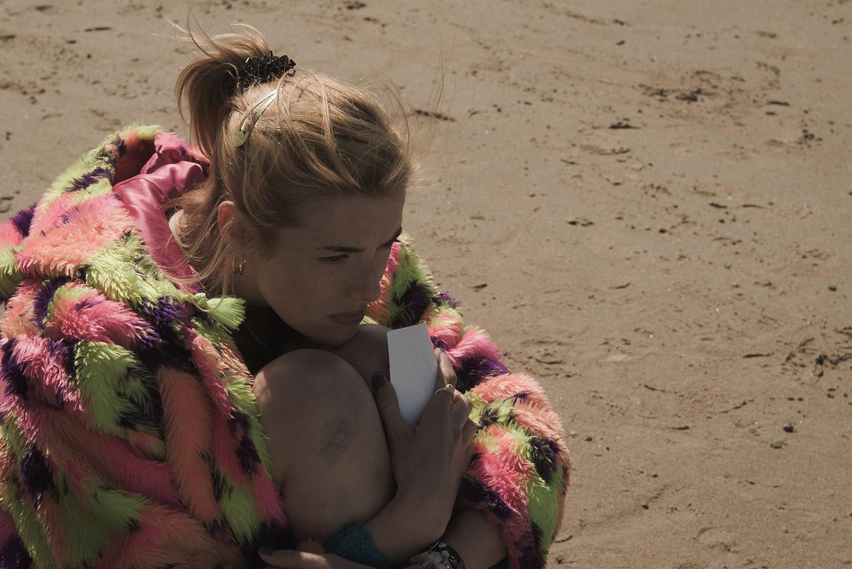 AGYNESS DEYN (Lily O'Connor) BY PAUL STEPHENSON