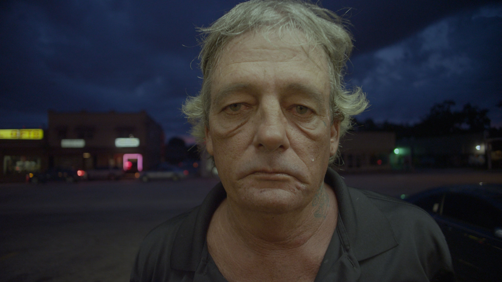 A still taken from the Sean Dunne Documentary florida man