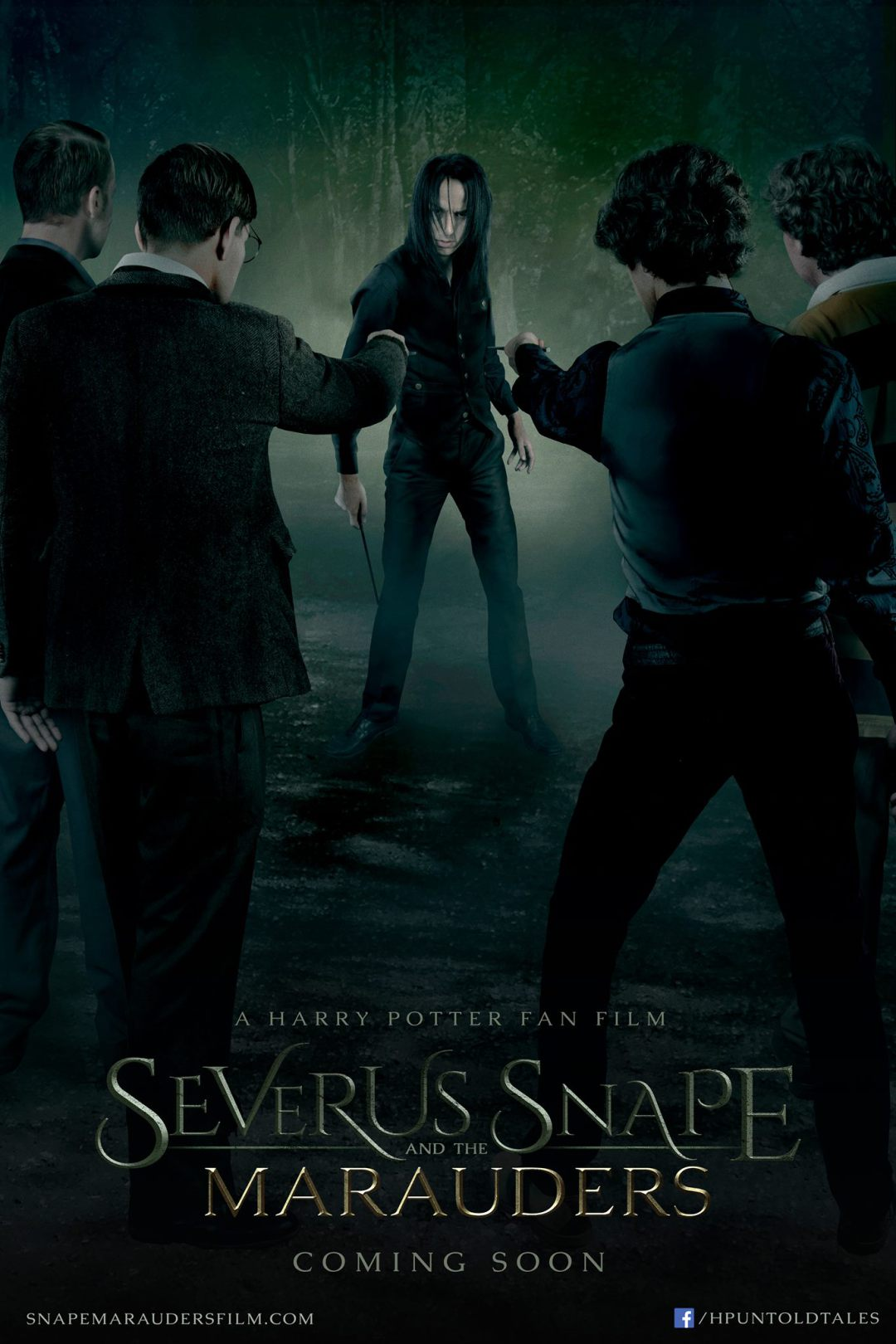 Severus_Snape_and_the_Marauders_poster