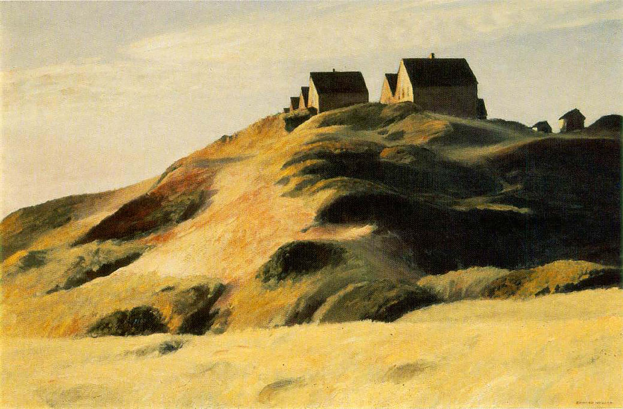 Edward Hopper referance
