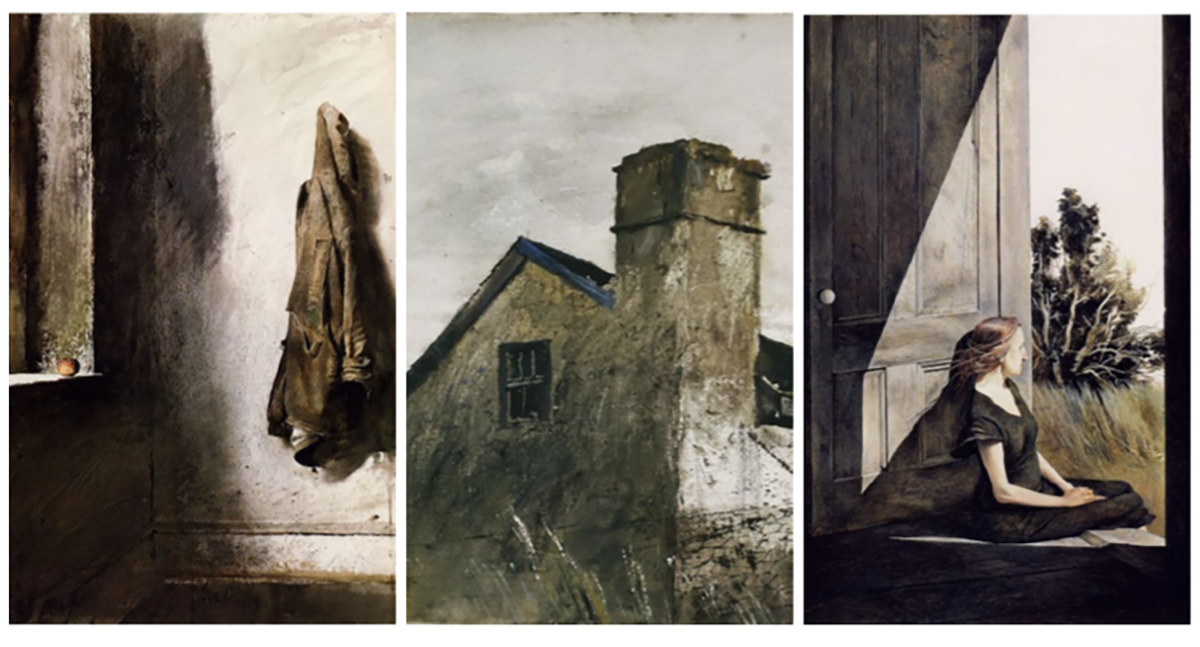 One of Us - Mood document Andrew Wyeth artist reference