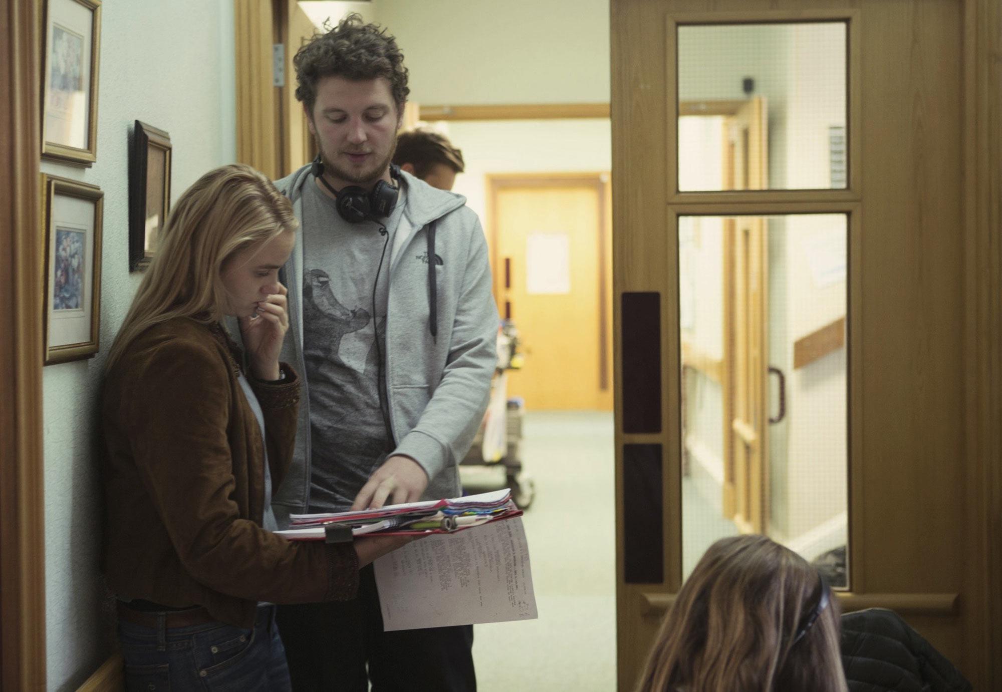 One of Us - Talking through a scene with Joanna Vanderham