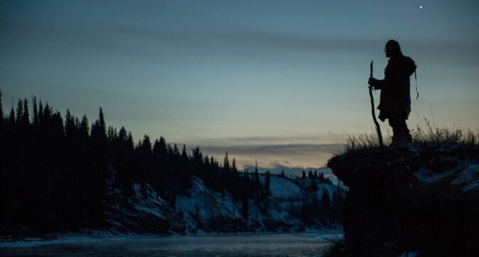 Still from feature film The Revenant
