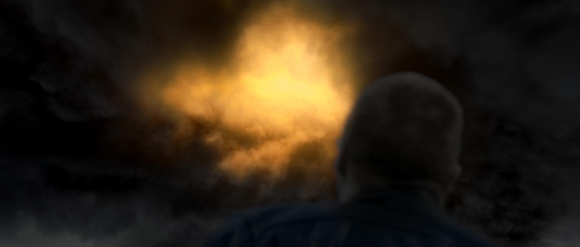 A still from short film Gods Kingdom