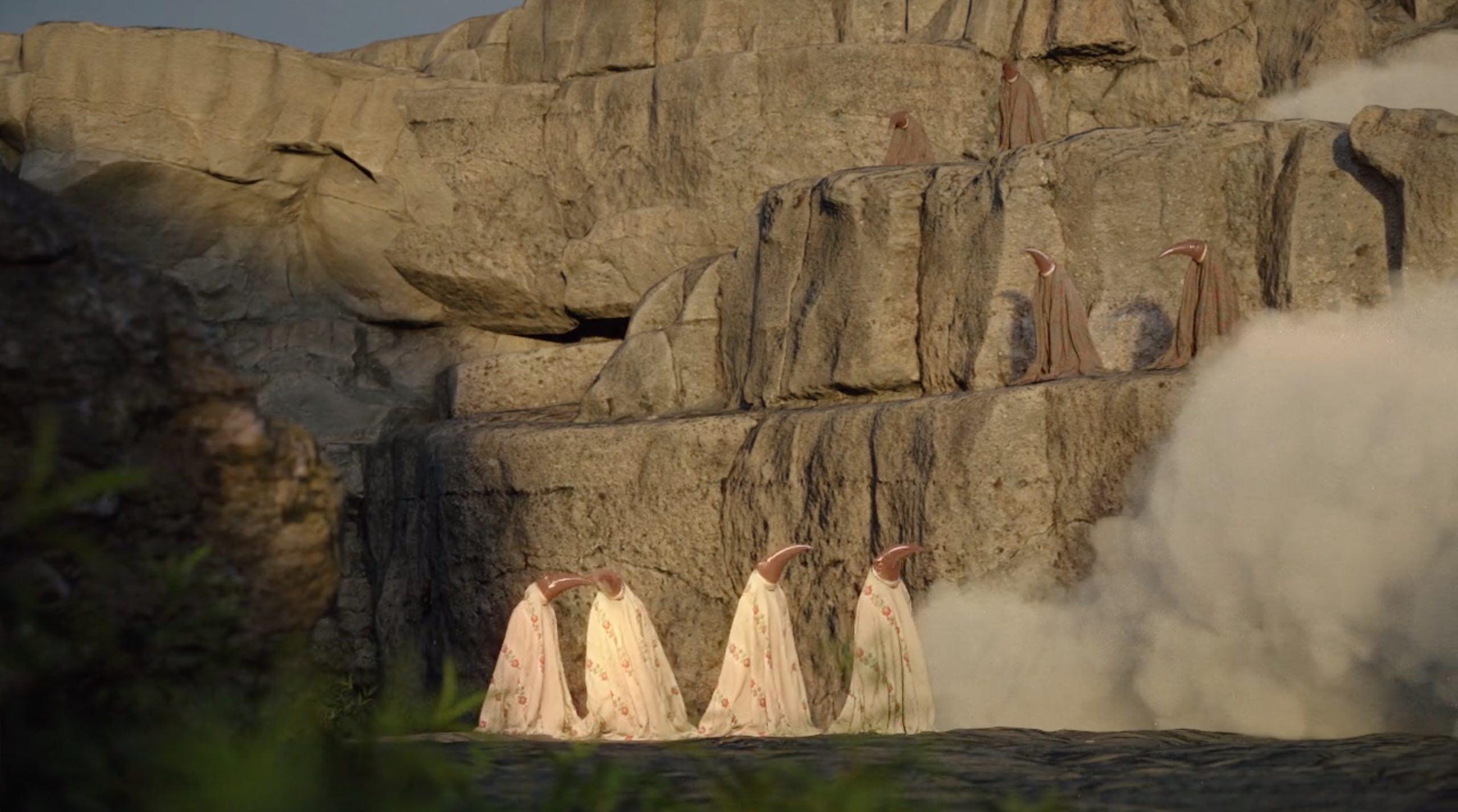 Furnace of the Birds by Arsen Arzumanyan | CGI Short Film