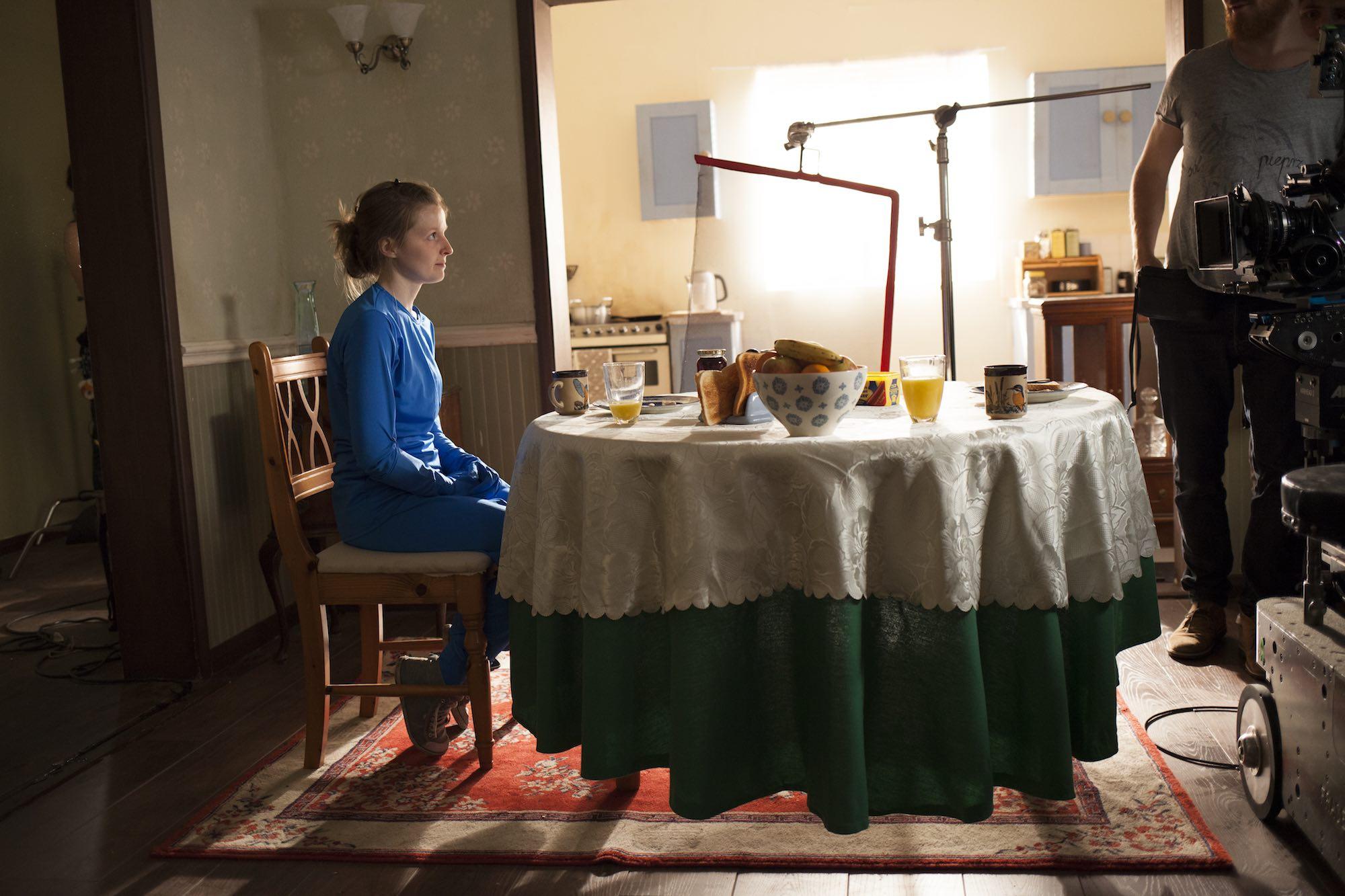 Terri Matthews The Wrong End of the Stick Short Film